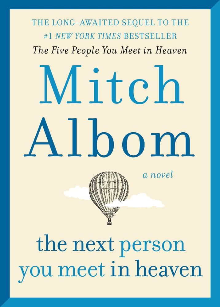 15 Years After 'The Five People You Meet in Heaven,' Mitch Albom Says Who Comes Sixth