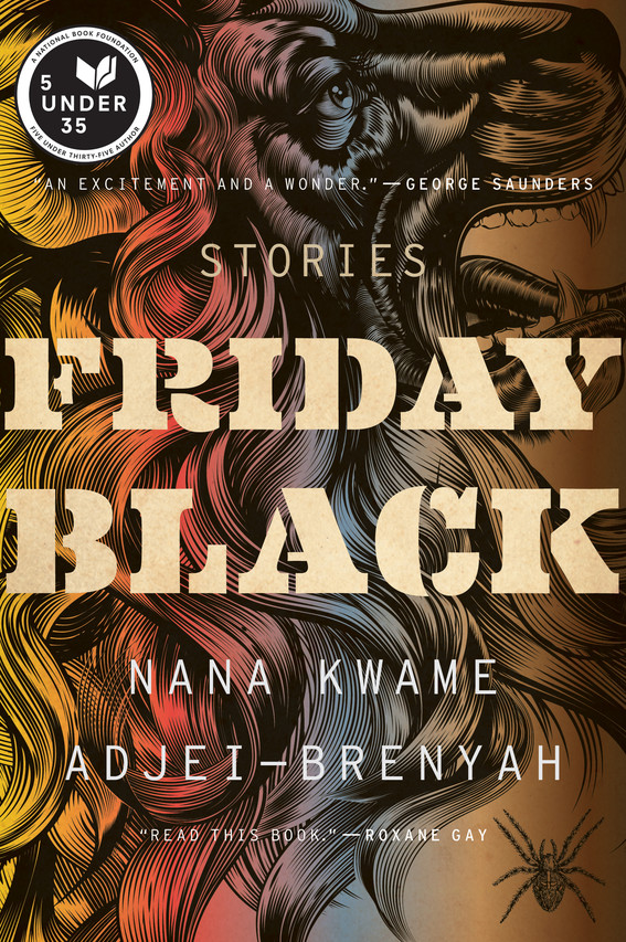 In 'Friday Black,' Retail Is Bloody and the World Is Ending