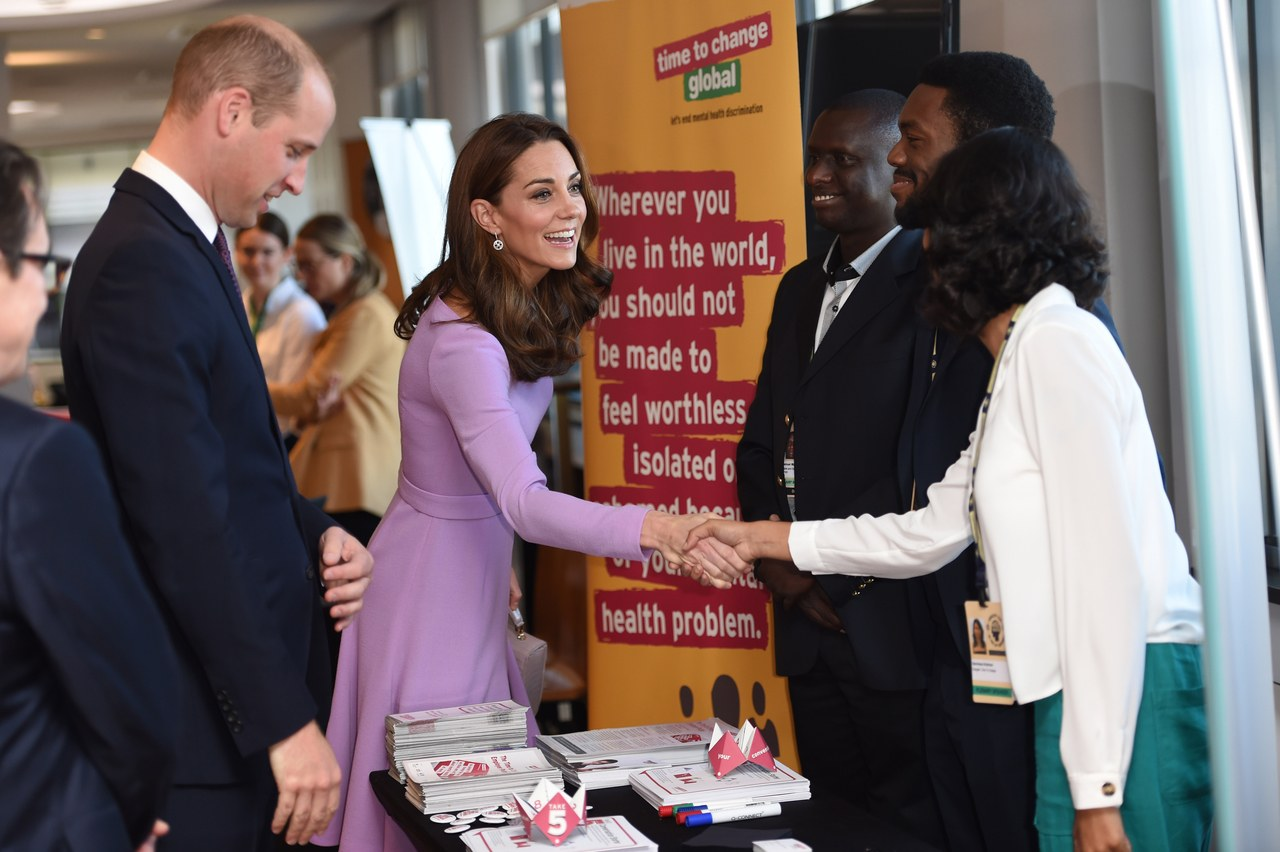Kate Middleton and Prince William Step Out for First Joint Engagement Since Prince Louis' Birth 2