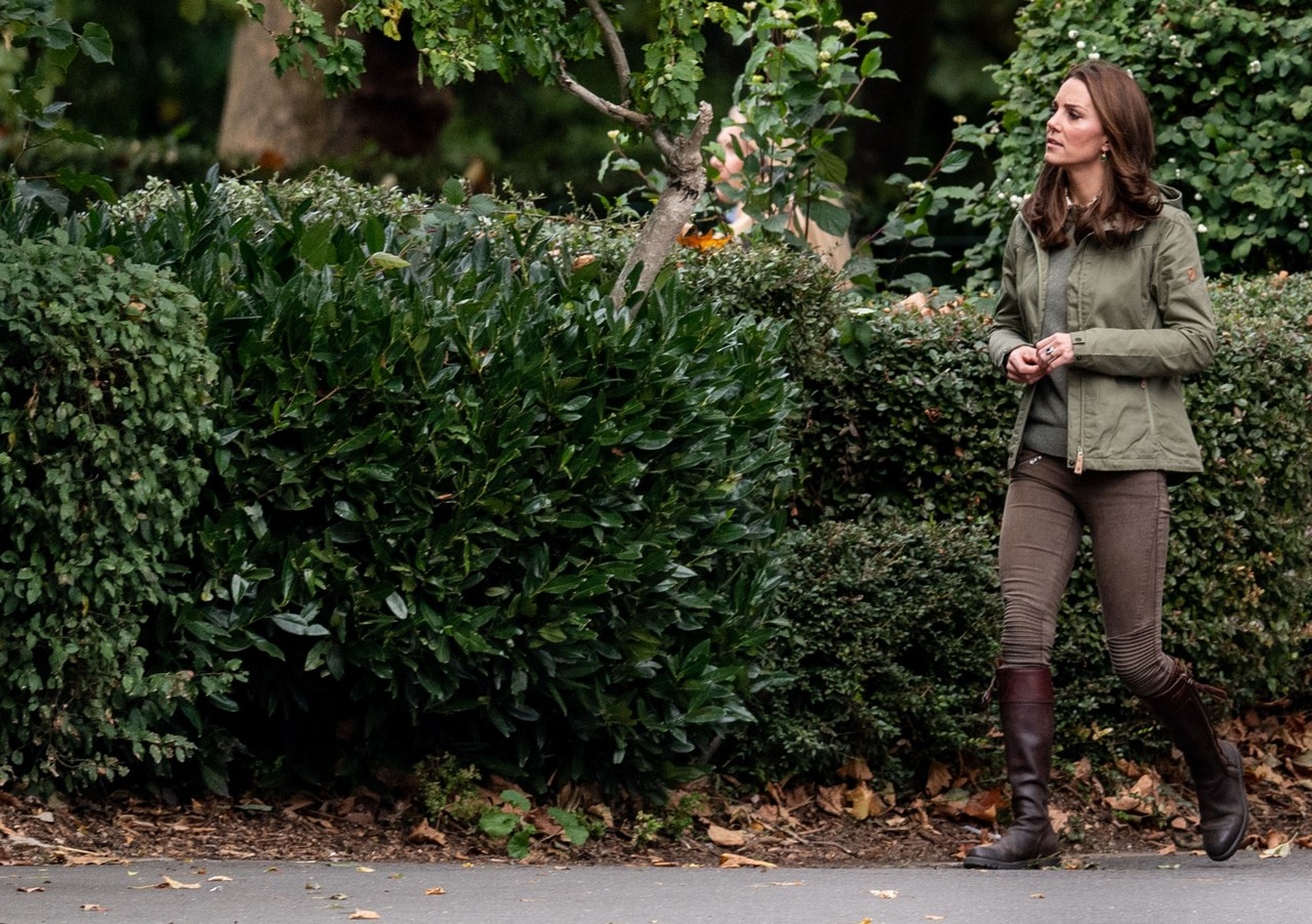Kate Middleton Is Back from Maternity Leave 2