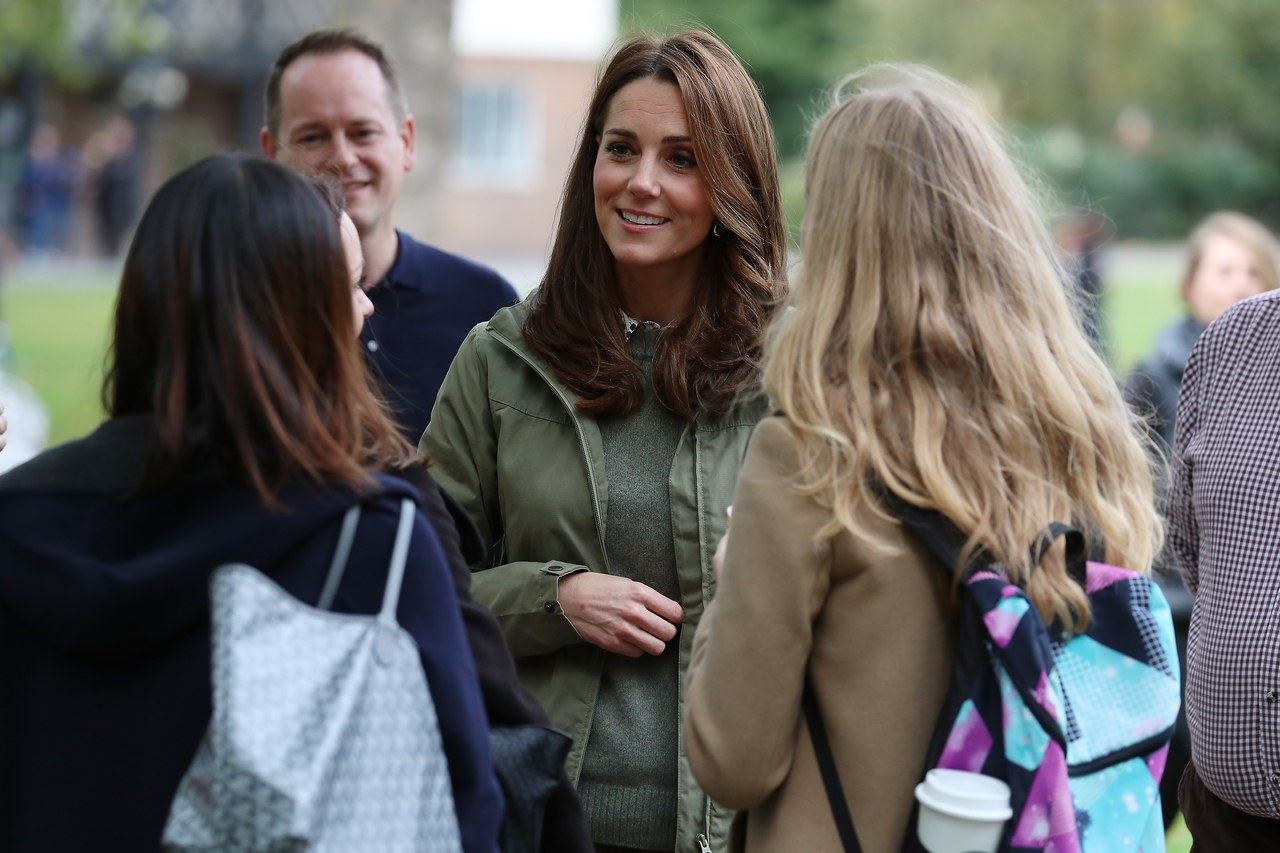 Kate Middleton Is Back from Maternity Leave 1