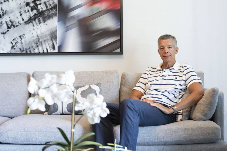 Andrew Cripps, a 58-year-old entertainment executive, signed a one-year contract at the AKA Beverly Hills in January, 2017, and is still living there. He spends roughly $12,000 a month for a 1,145-square-foot one bedroom.