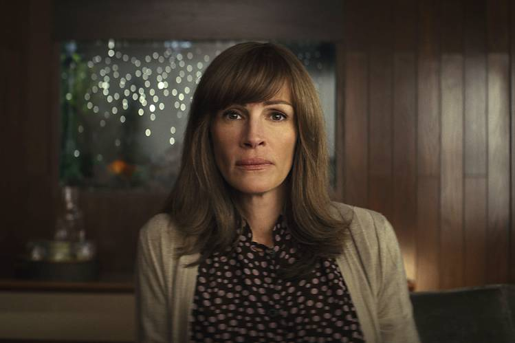 Julia Roberts stars in the new Amazon series 'Homecoming,' about an experimental program for veterans readjusting to civilian life.