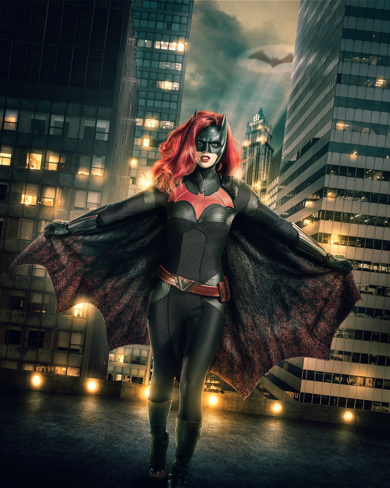 First Look At Ruby Rose as The CW's Batwoman 1