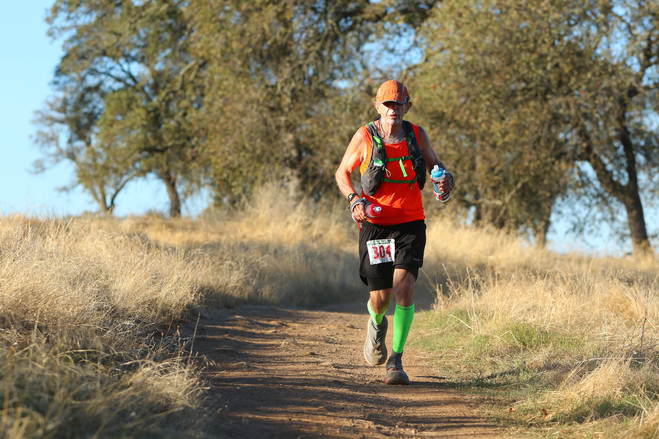 On Nov. 3, Mr. Spector completed the Rio Del Lago 100-mile trail run in the Sierra Foothills in a time of 29:15:43, winning the 70+ age group and finishing 213 out of 354 racers.