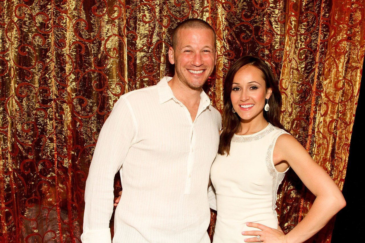 The Bachelorette's Ashley Hebert And JP Rosenbaum Celebrate One-Year Anniversary At ME Cancun And Kick-Off DJ Lab Sessions