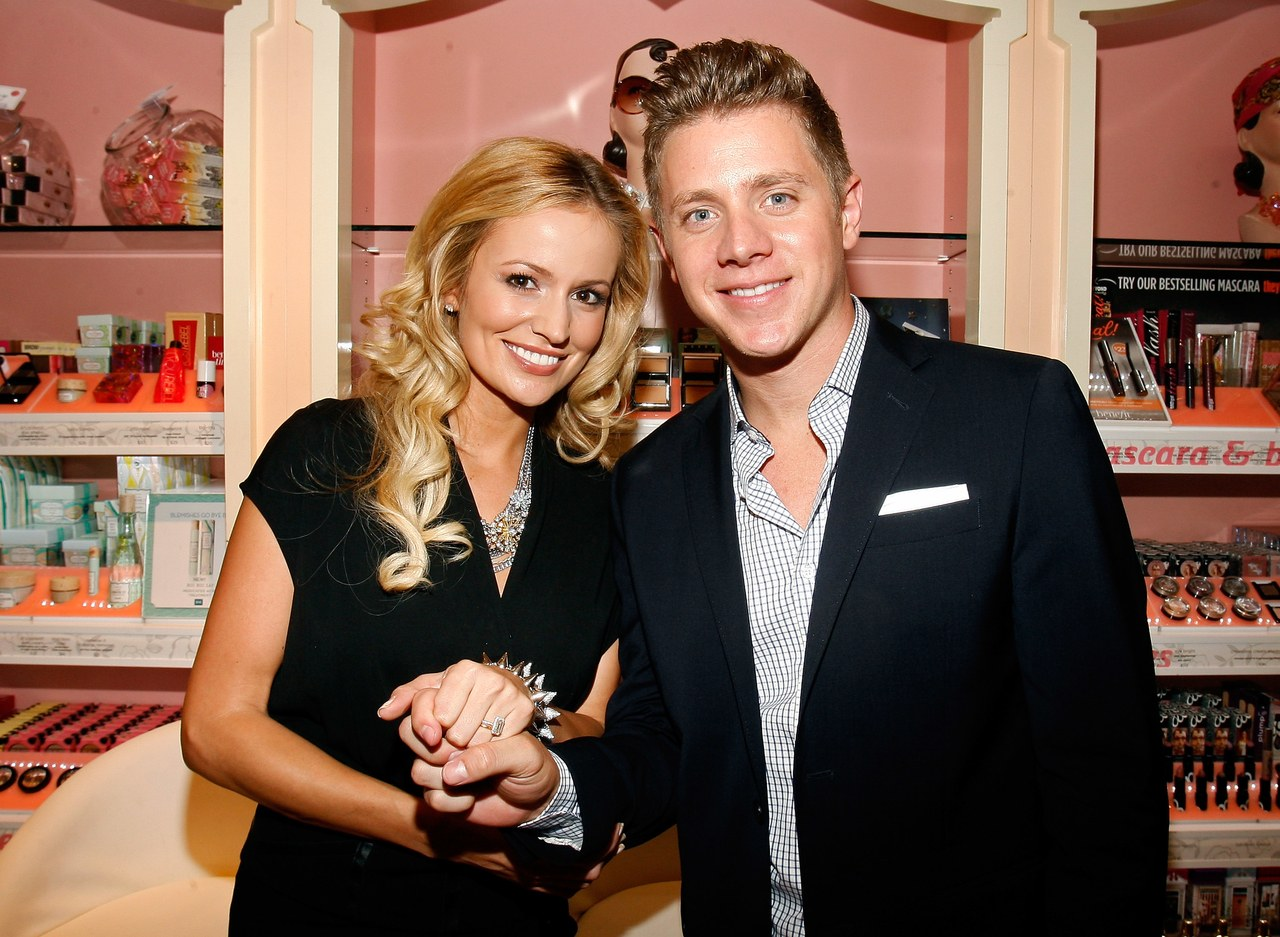 Emily Maynard Hosts Benefit Cosmetics Beauty Best Or Bust Party At Macy's