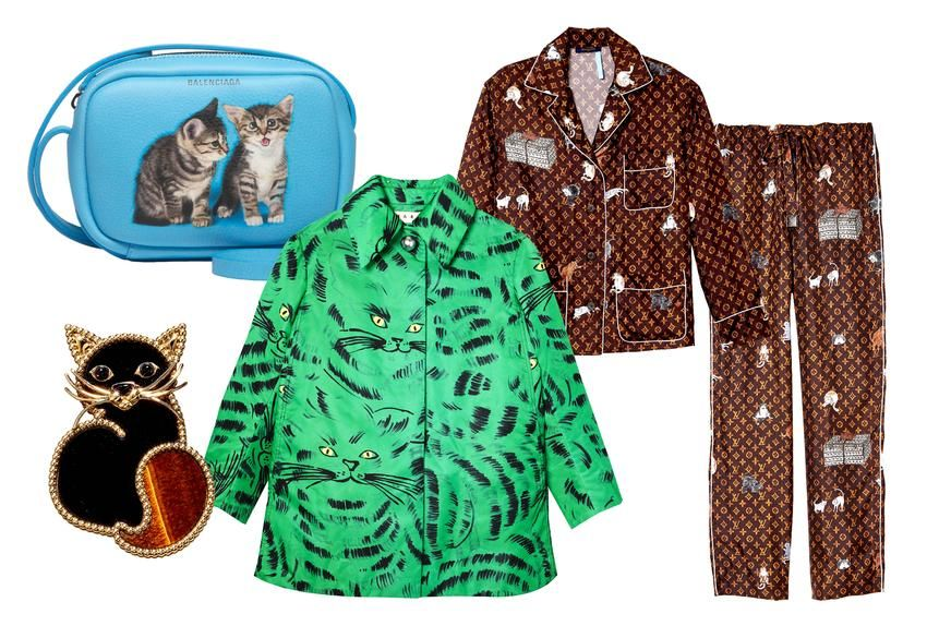 The 'Cat Lady' Cliché is Over Thanks to New Feline Fashion