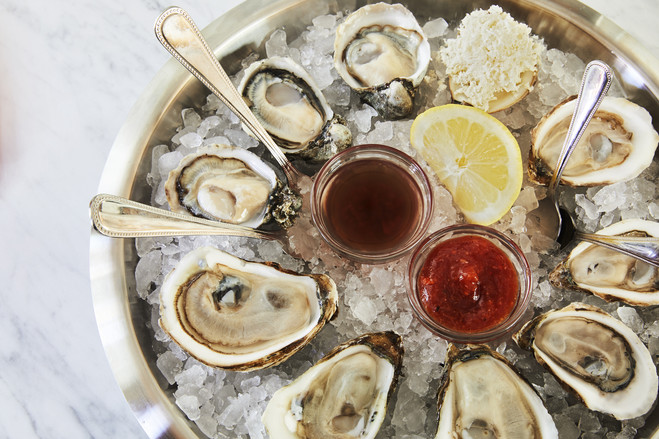 Clark's Aspen is a new oyster bar from prolific Austin, Texas, restaurateurs Larry McGuire and Tom Moorman.