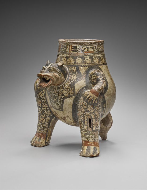 A ceremonial, zoomorphic jar from Costa Rica (1000-1350)