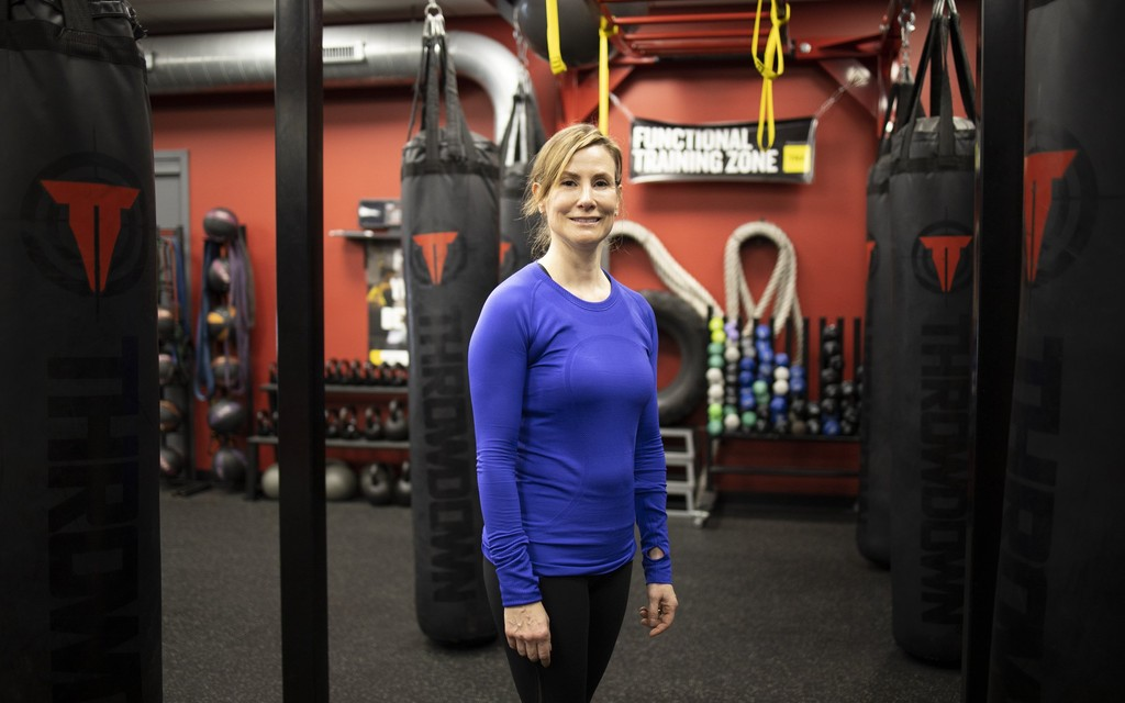 When Michelle Kichline was appointed chair of Chester County Board of Commissioners, she had to swap postwork yoga for early-morning fitness classes at Purenergy studio in Paoli, Pa.