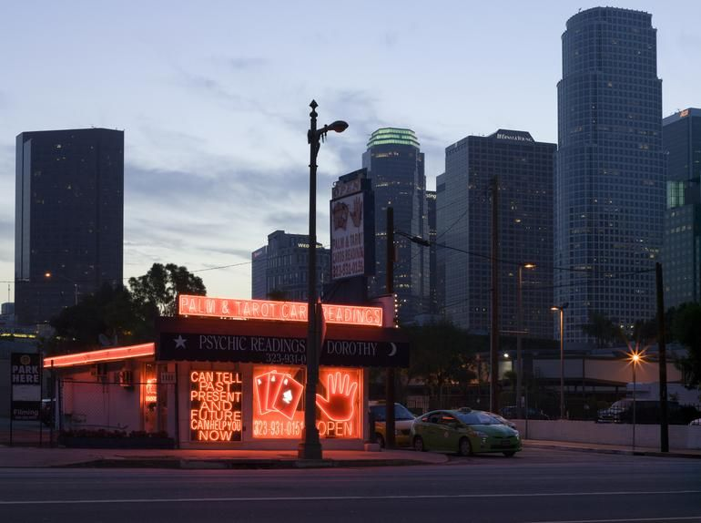Lisa Anne Auerbach's 'Psychic Center of Los Angeles'