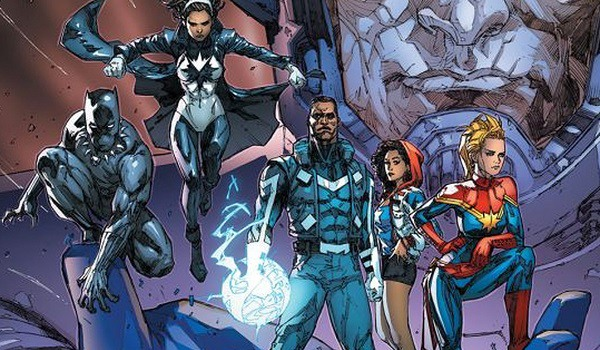 Ultimates Marvel