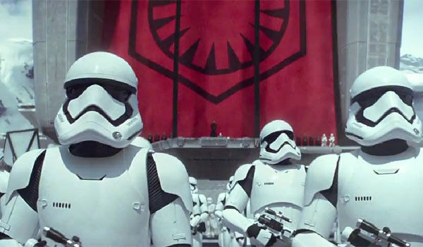 First Order Stormtroopers the first awakens