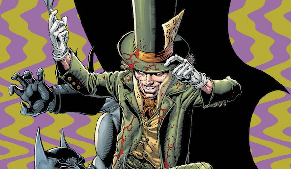 Mad Hatter comics