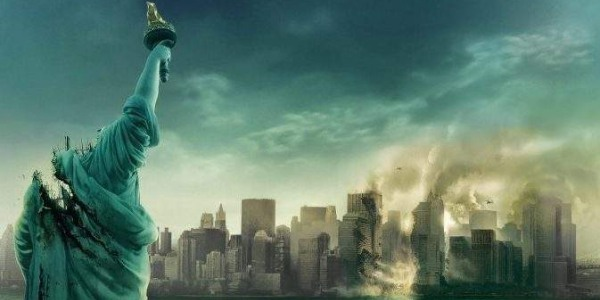 Cloverfield destroyed New York skyline