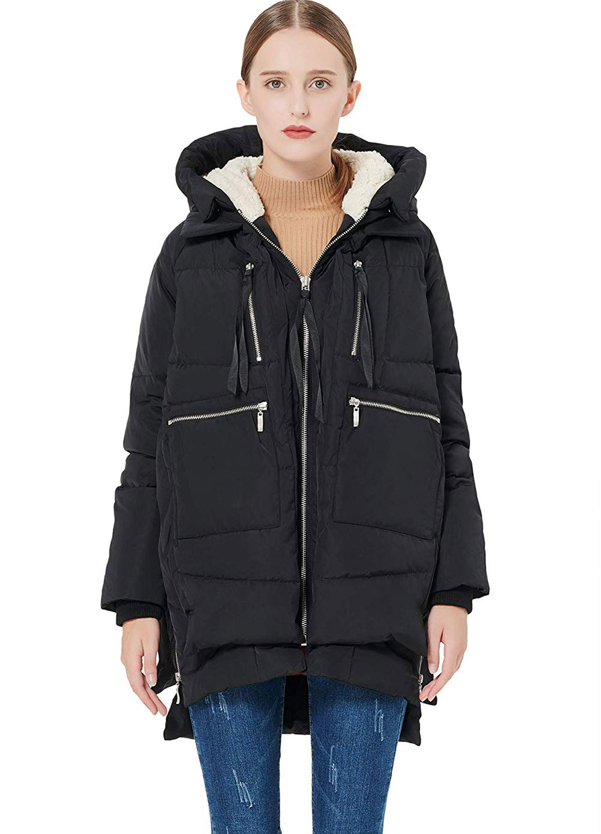 pOrolay Women's Thickened Down Jacket del139.99del 83.98 a hrefhttpsamzn.to2W0cnhH relnofollowAmazonap