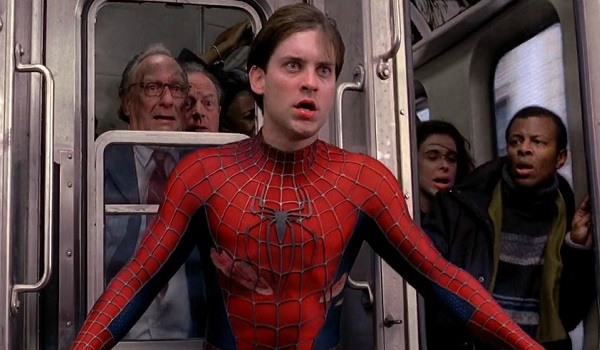 Tobey Maguire Peter Parker Spider-Man 2