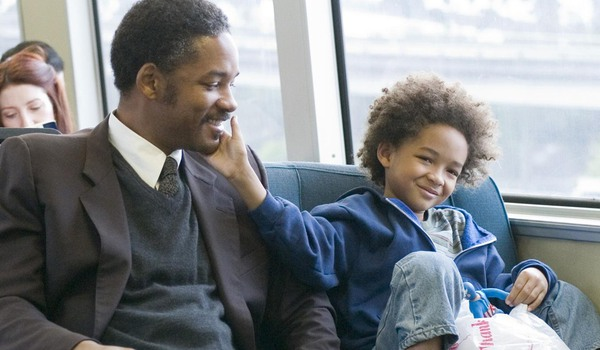 Will Smith Jaden Smith The Pursuit of Happyness
