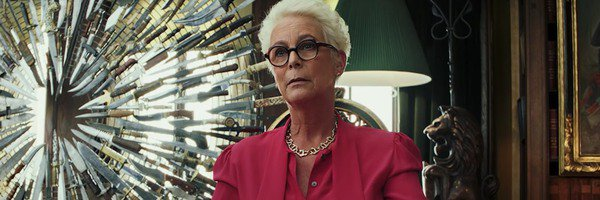 Jamie Lee Curtis in Knives Out