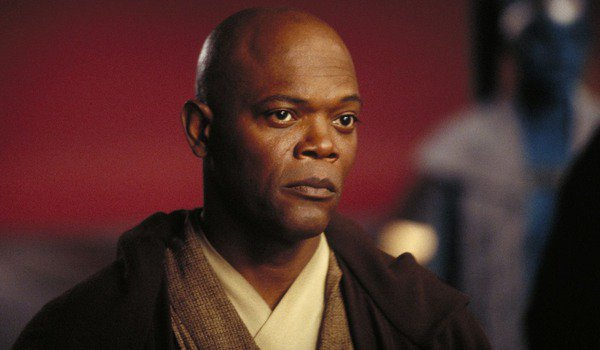 Mace Windu Star Wars