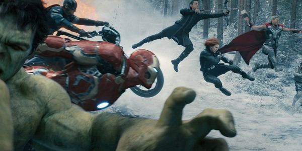 Avengers: Age of Ultron Screenshot