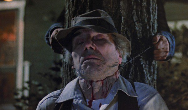 crazy ralph's death friday the 13th part II