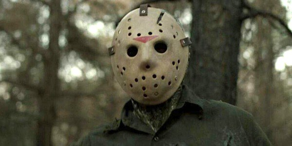 jason voorhees in hockey mask friday the 13th