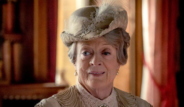 Maggie Smith back for Downton Abbey 2?