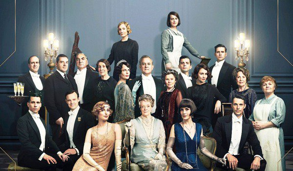 Downton Abbey full movie cast