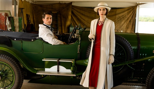 Downton Abbey spinoff mystery with Mary and Henry