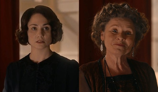 Maud and Lucy Downton