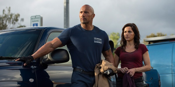 The Rock in San Andreas