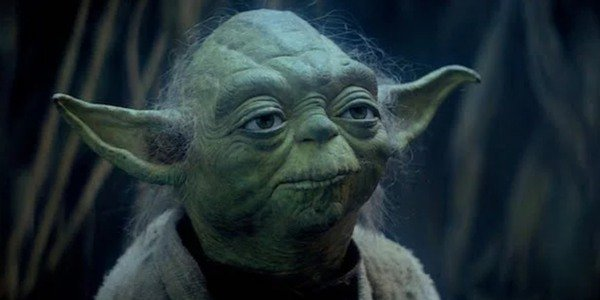 A puppet Yoda was always meant to be