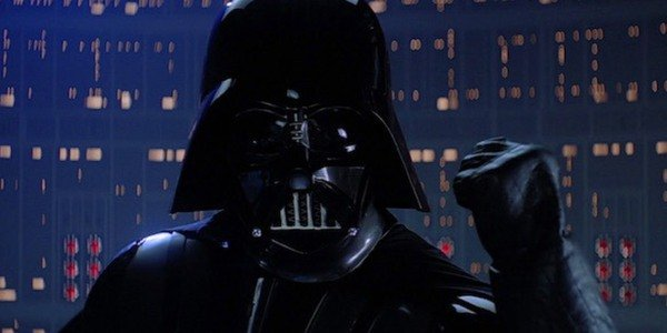 Darth Vader is angry he can't go to the Star Wars cast reunion