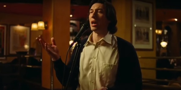 Adam Driver Singing in Marriage Story