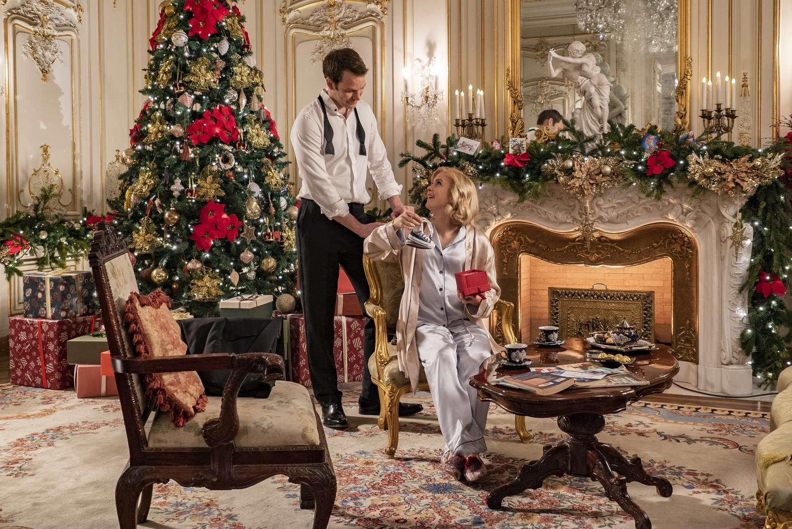 A still from A Christmas Prince The Royal Baby