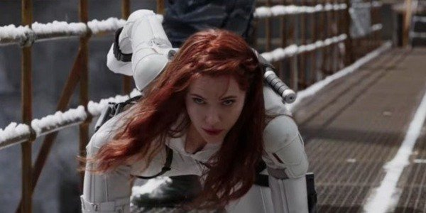 Natasha Romanoff is back from the dead (but not really) in the upcoming Black Widow