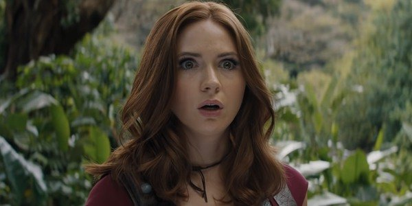 Karen Gillan in Jumanji: The Next Level