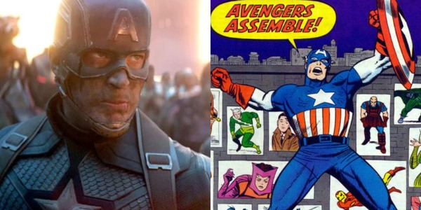 "Proof the ""Avengers Assemble"" line was always reserved for Captain America"
