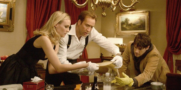 The Cast of National Treasure