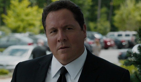 Iron Man 3 Happy Hogan puzzled over a matter of security outside Stark Industries