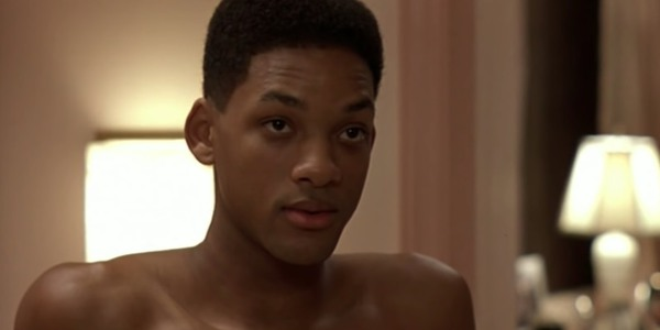Younger Will Smith in Six Degrees of Separation