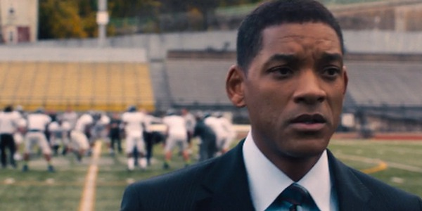 Will Smith takes on the NFL in Concussion