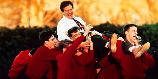 The Poster of Dead Poet Society