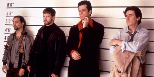 The Cast of The Usual Suspects