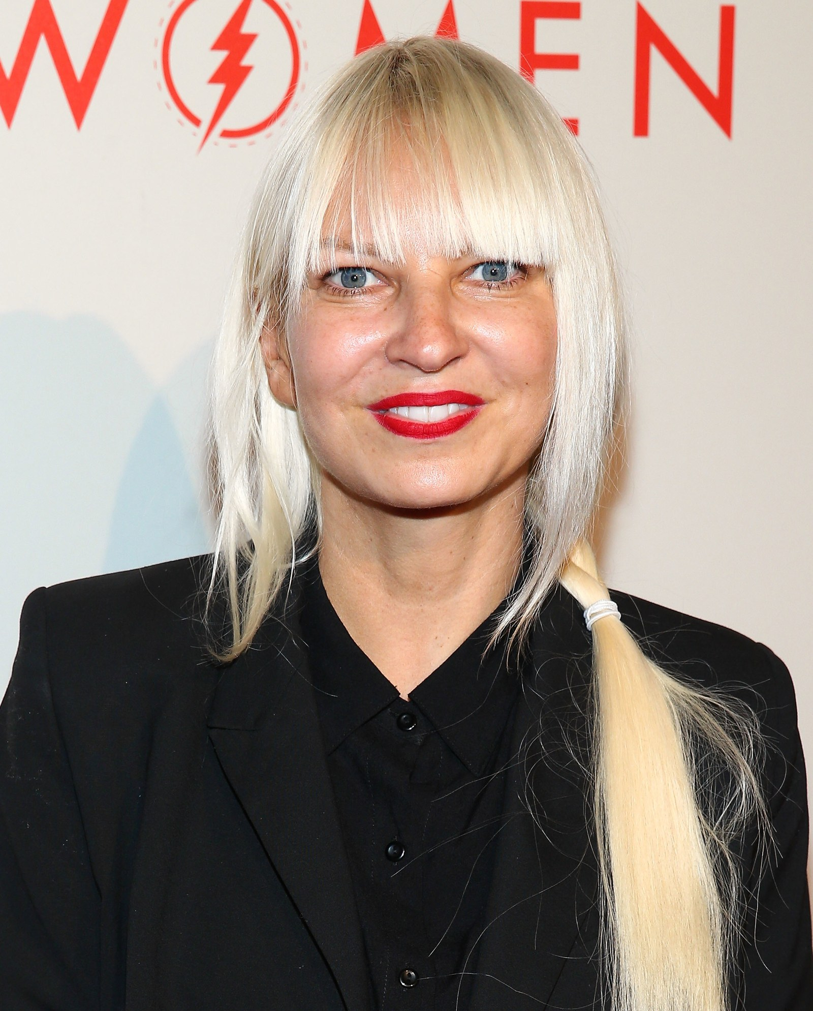 Singersongwriter Sia attends The L.A. Gay Lesbian Center's 2014 An Evening With Women at The Beverly Hilton Hotel on...