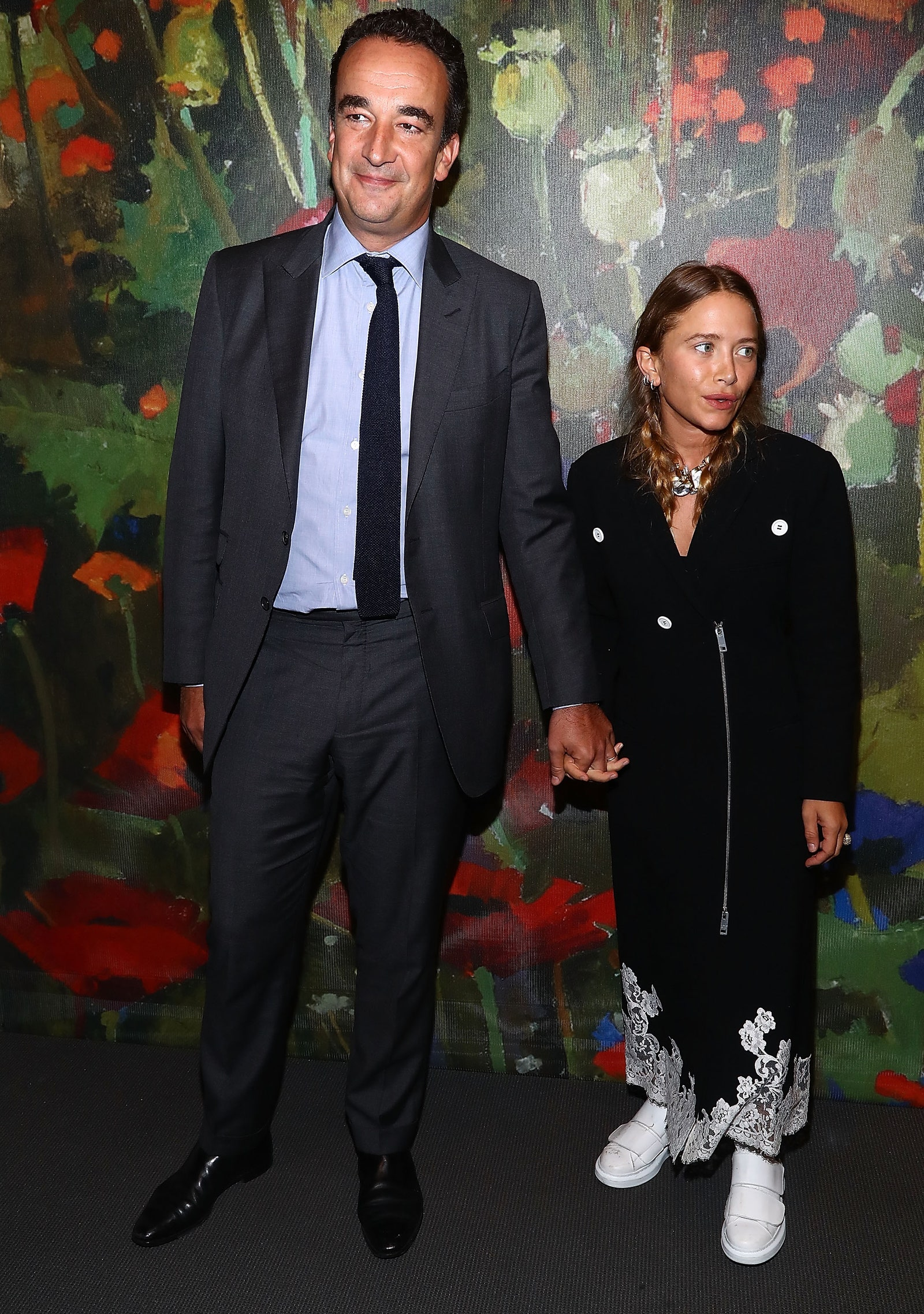 Olivier Sarkozy and MaryKate Olsen