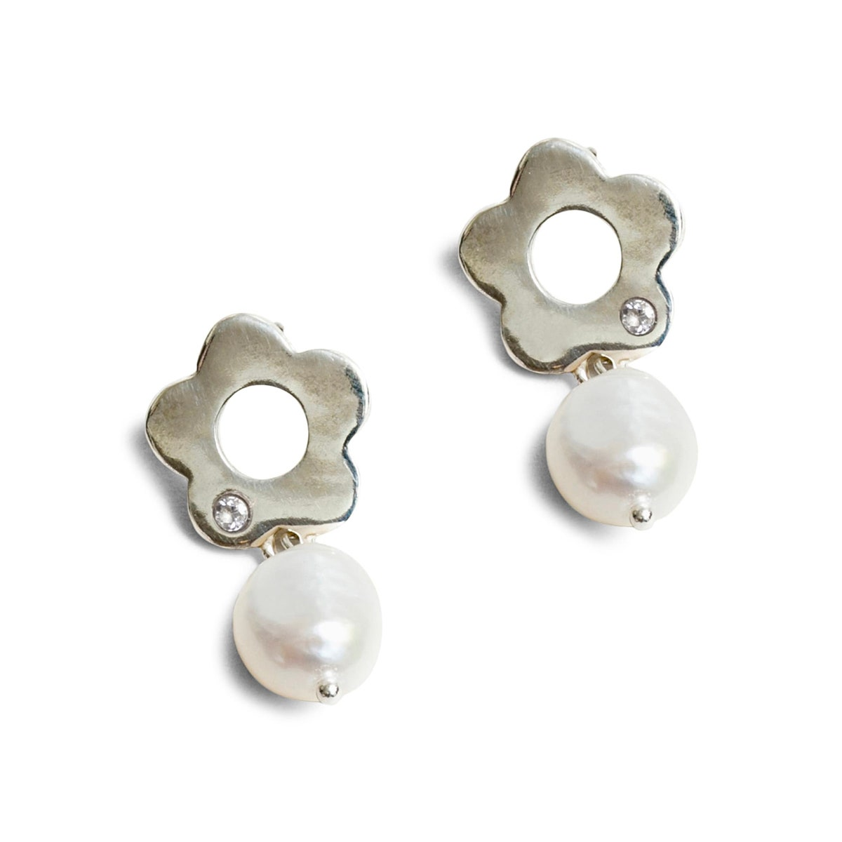 Wolf Circus Lola Freshwater Pearl Earrings