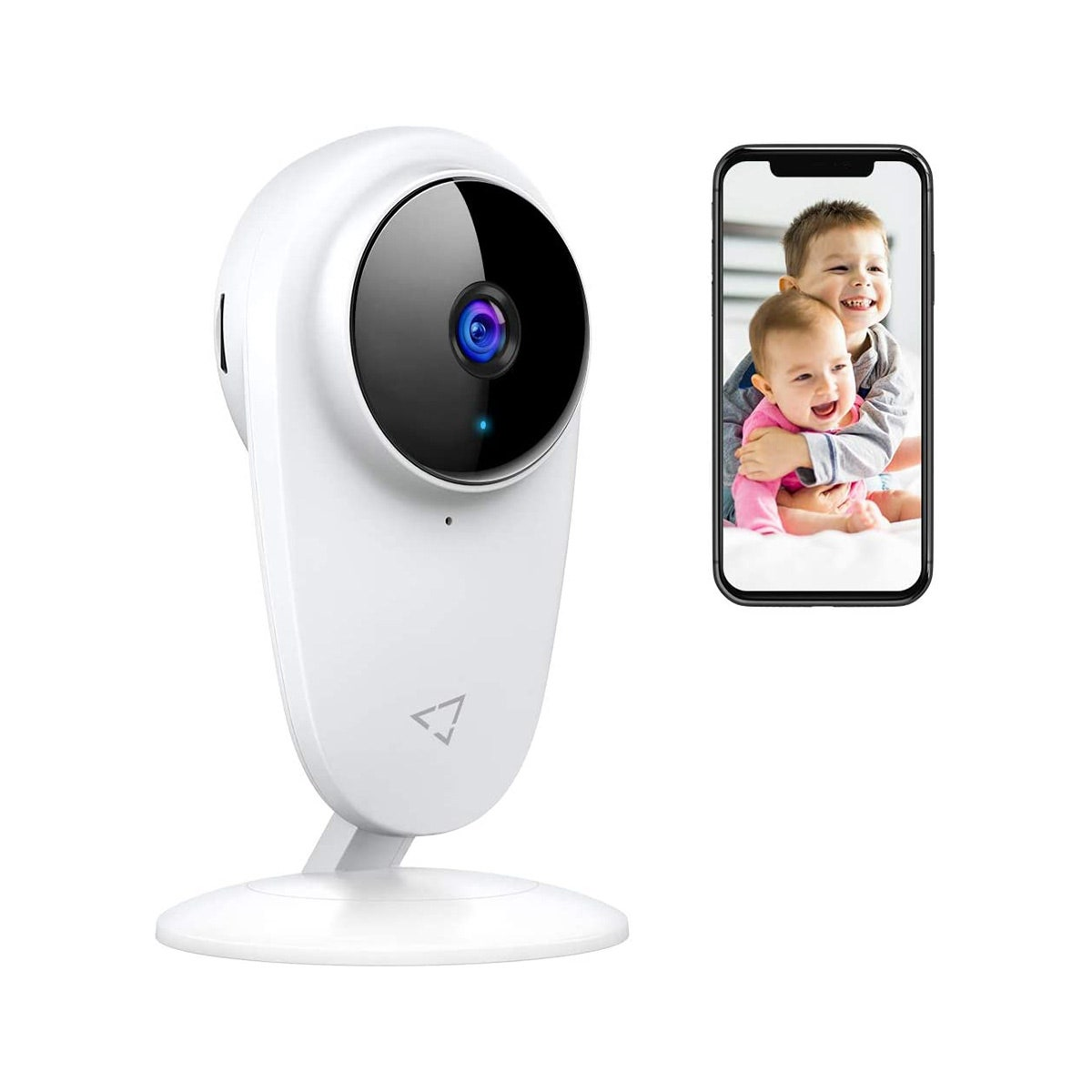 1080p baby monitor with app